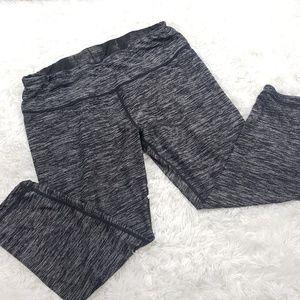 90 Degree By Reflex Reversable Leggings Gray/Black